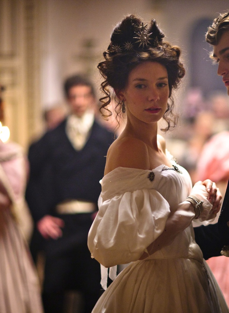 Vanessa Kirby as Estella in Great Expectations (2011).