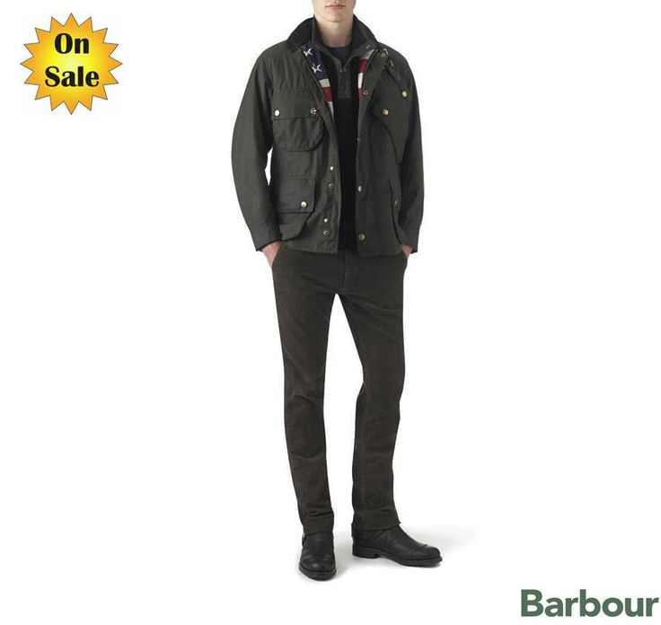Welcome to Barbour International, Stay warm this winter in Barbour Coats and Barbour Coats Cheap for men, women and kids in a range of styles, Our selection of Barbour Jacket on sale so you can purchase your favorite styles at a best price. Free Shipping & Returns at the Official Site! cheap price