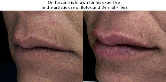 Dr. Toscano's work