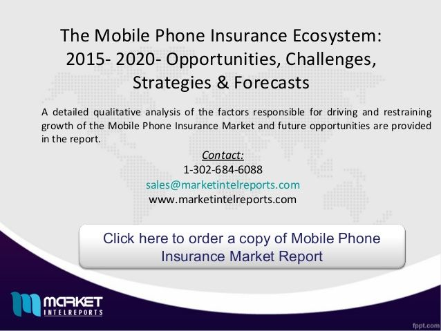 Mobile Phone Insurance Market Expected To Be Over 48 T Mobile