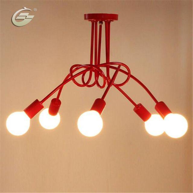 Modern Kids Ceiling Lights for Bedroom Living Room Indoor Home Lighting on AliExpress