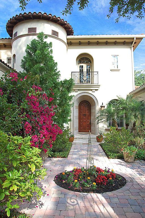 Mediterranean Landscape Yard Find More Amazing Designs