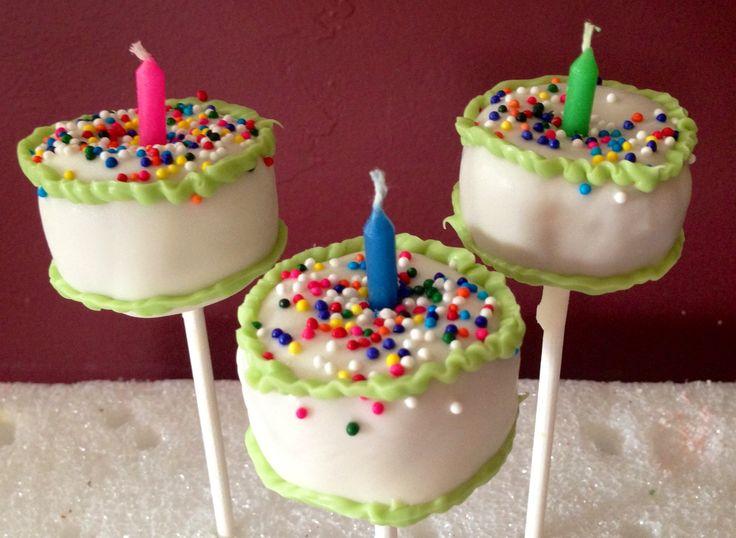 Birthday CAKEpops