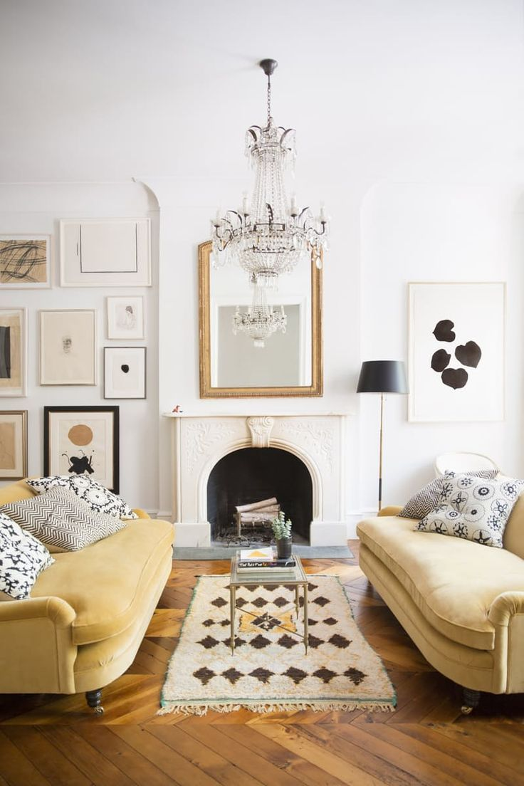 75 best yellow rooms images on Pinterest   Yellow bedrooms, Yellow ...