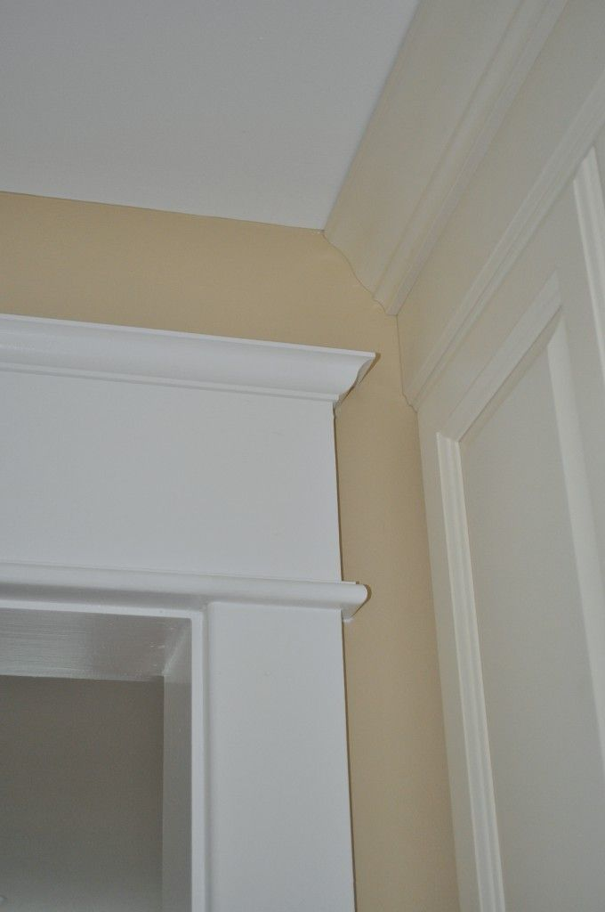 25 best ideas about interior door trim on pinterest for Colonial style trim