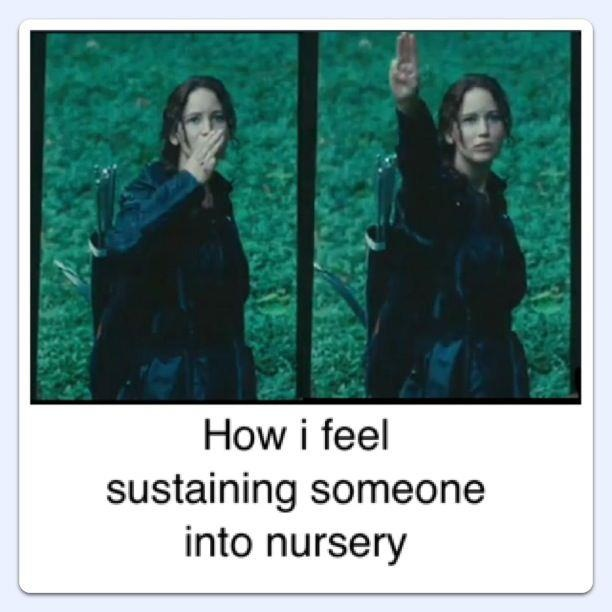 May the odds be ever in your favor with the little ones LOL
