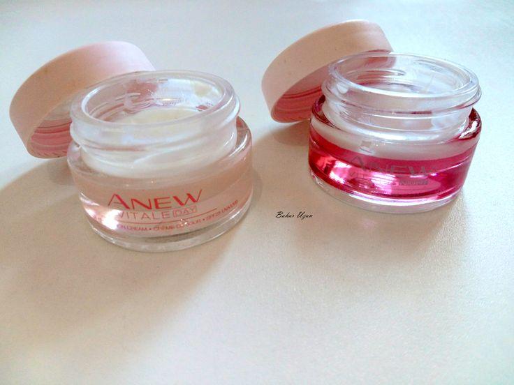 Avon Anew Vitale 25+ Cilt Bakım Kitİ