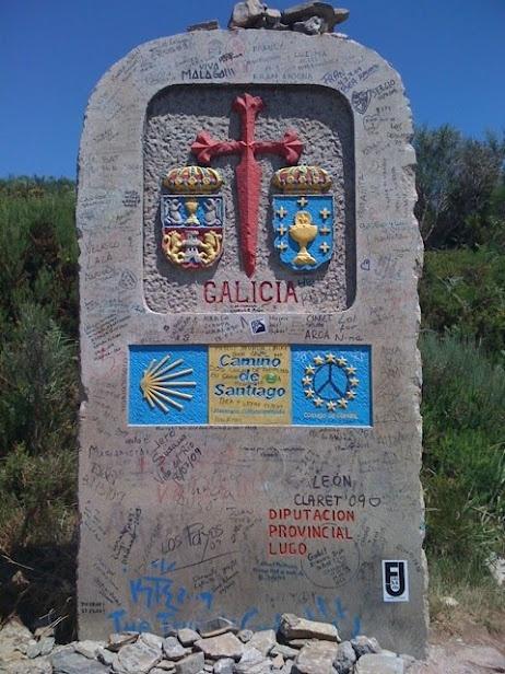 Camino de Santiago de Compostela   Galicia, Spain