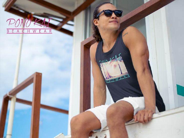 Pono Kai Beachwear - Tank Top | Tank tops, American