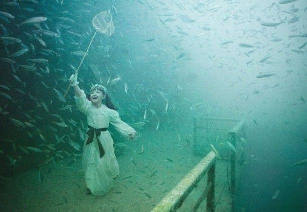 The Vandenberg, Life Below the Surface – Un projet de photographie aquatique hors du commun