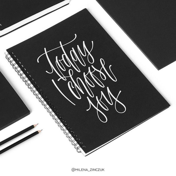 Today I choose joy  #type #typo #typelove #typespire #typetopia #typoholic #typedesign #typematters #typeeverything #typeoftheday #typography #ligaturecollective #handwriting #handmadefont #handdrawntype #goodtype #ilovetypography #customtype #calligraphy #picoftheday #instaart #thedailytype #dailytype #vector #modernscript #moderncalligraphy #instadaily #artoftype #typegang