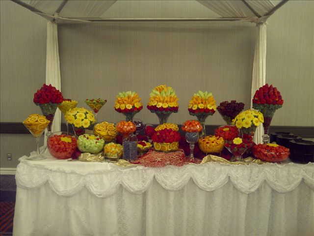 Fruit Candy Fruit Buffets Fruit Centerpieces