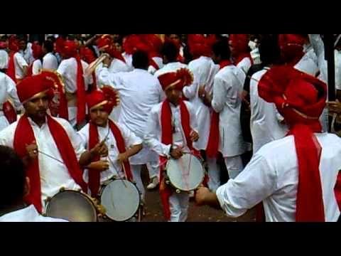 Guruji Talim - Shiv Garjana (Pune Ganpati Festival - 2013) - Part 2