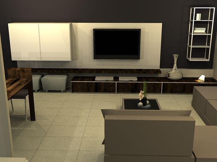 ontwerp tv wand 2