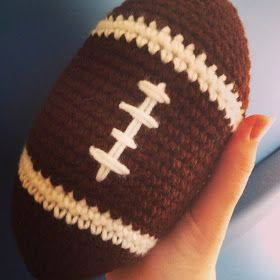 I'm in a fantasy football league with my husband and his cousins. I actually won last year! The previous winner mailed me our trophy (it was...