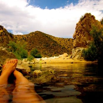 Deep Creek Hot Springs Apple Valley, California (California Desert)
