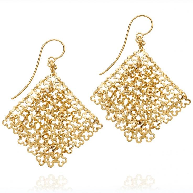 Talitha Statement Earrings by Dinny Hall | AstleyClarke.com