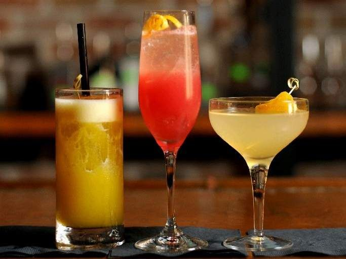 Don't let the names spook you — these drinks are delicious