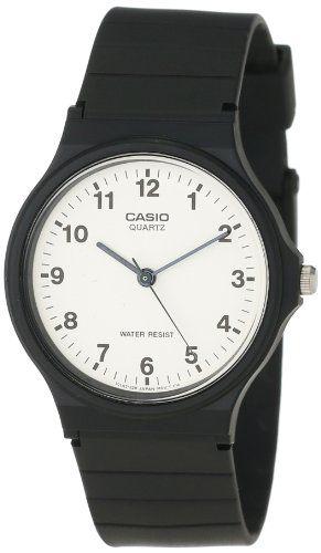 Casio Unisex MQ24-7B Analog Black Resin Strap Casual Watch Casio $6.99  http://www.amazon.com/dp/B000GAYQU4/ref=cm_sw_r_pi_dp_U68Ntb02Q9WJWTGQ bookmark us please at www.webshoppingmasters.com/salter3811