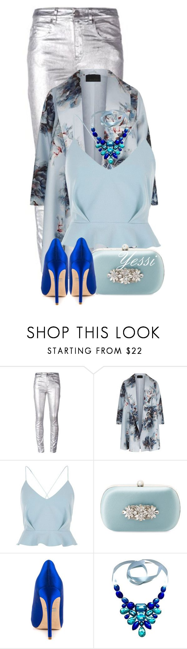 """""""~ Girls Night Out Summer  ~"""" by pretty-fashion-designs ❤ liked on Polyvore featuring Étoile Isabel Marant, Marina Rinaldi, River Island, Badgley Mischka and plus size clothing"""