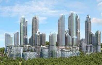 Проект располагается на площади 23000м2. Комплекс, представляющий собой две башни, состоит из 17 коммерческих помещений, 257 квартир, 58 офисов и 4 кафе. В комплексе предусмотрены открытый и крытый плавательный бассейны, комната отдыха, зал для конференции, сауна, паровая комната, ресторан, хаммам, парикмахерская, маркет, крытый автопаркинг, фитнес салон, охрана. Срок сдачи объекта декабрь 2016г.