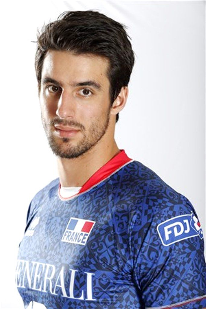 FRANCK LAFITTE Club Paris Volley Nationality France Birth Date 08/03/1989 Birth Place St Martin d'Hères Height 203 cm Weight 94 kg