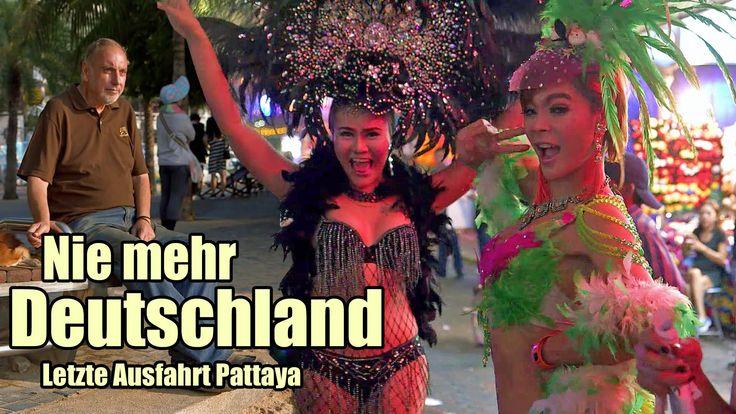 Für die einen ist die thailändische Stadt Pattaya der größte Puff der Welt. Für andere der Traum von Freiheit: junge Frauen, billiges Bier und jede Menge Son...