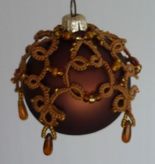 De Handwerktuin: Christmas ornament
