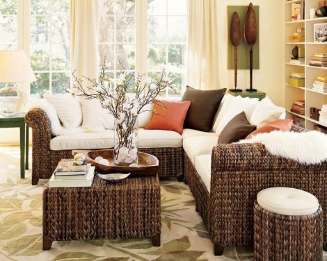 15 Best Sofa Sectional Collections Seagrass Images On Pinterest Pottery Barn Armchairs