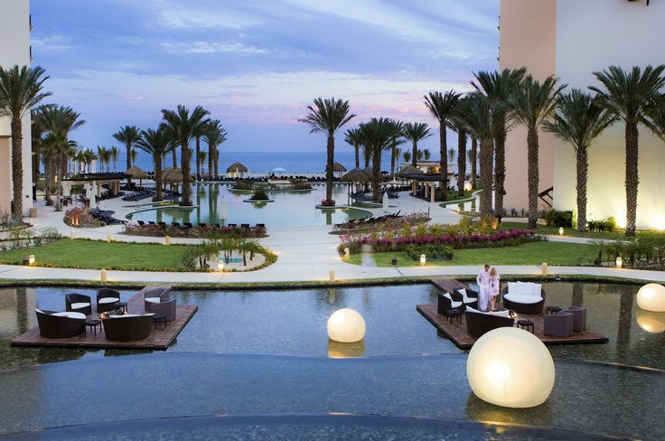 The Barcelo Los Cabos - fabulous.