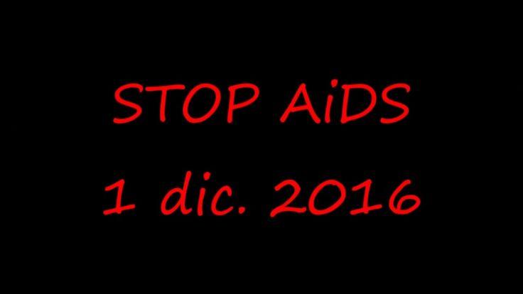 STOP AiDS  / Da Bruco A Farfalla di Nadine Léon