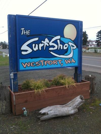 West Port WA