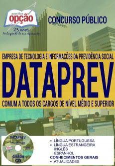NewsApostilas : Apostila Concurso DATAPREV 2016 (ATUALIZADA)