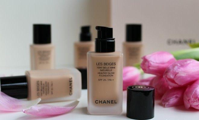 Les Beiges Teint Belle Mine Naturelle: il nuovo fondotinta Chanel effetto naturale