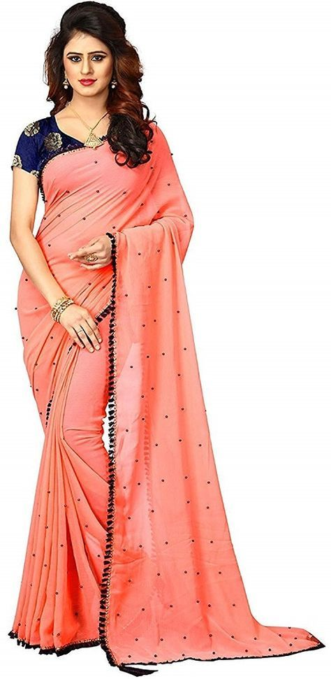 d3c70e48e8 Buy Georgette Sarees Online. We offer the latest in Indian Traditional Sari  wear for women