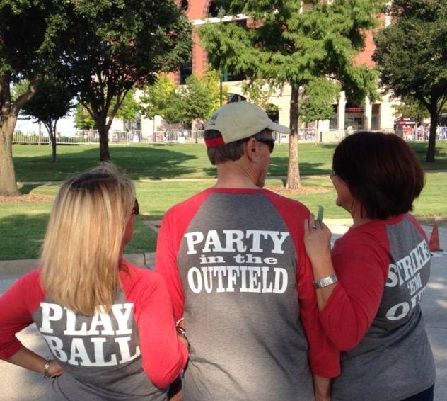 Cute Texas Rangers shirts!!