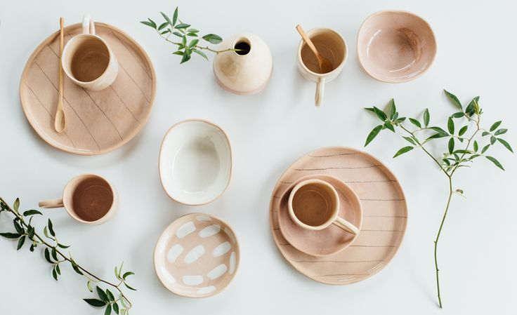 JS Ceramics and George & Co - Designer Ceramics NZ