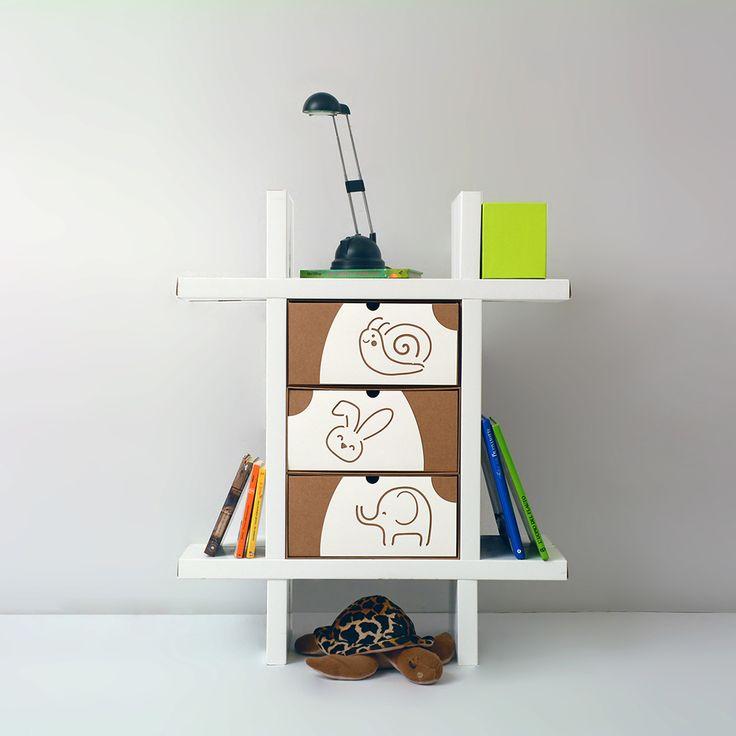 oltre 25 fantastiche idee su scaffale per bambini su pinterest ... - Scaffali Per Bambini