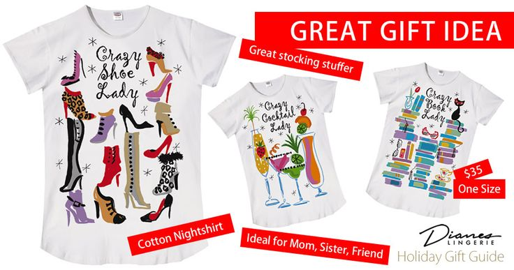 Great gift idea for mom, sister, friend... from Dianes Lingerie