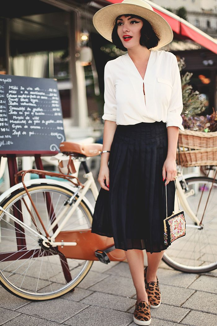 25+ Best Ideas About French Style Fashion On Pinterest