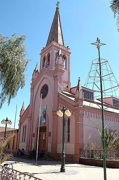 Catedral San Juan Bautista - Calama, Chile