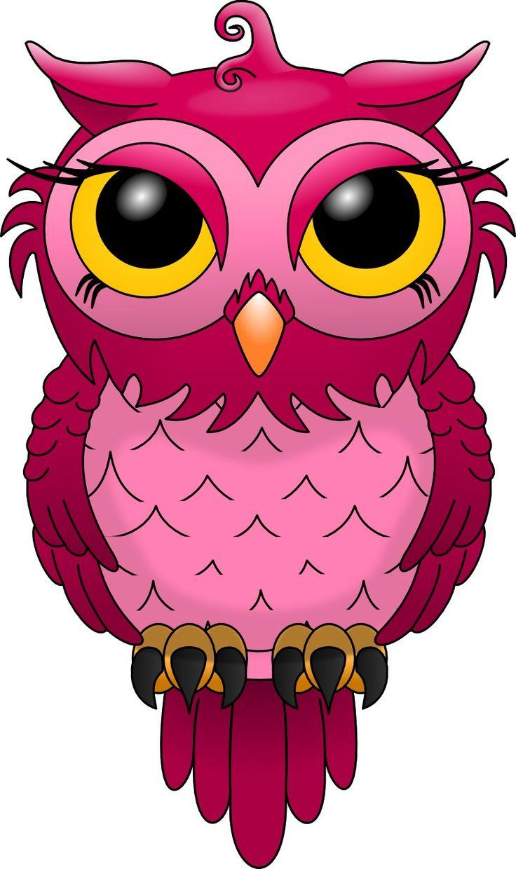 clippy-arty owl