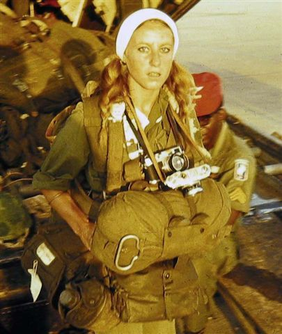 Photographer Catherine Leroy - During the Vietnam War, she shot some of the most brutal photographs to come out of the country. Wounded by shrapnel while covering a US Marine unit in the DMZ, she was taken prisoner during the Tet Offensive  by the North Vietnamese Army (NVA), and during her imprisonment, talked the NVA into being photographed. She left the war with post-traumatic stress but kept covering war zones from Northern Ireland, Somalia, Afghanistan, Iran, Iraq and more. She died in 2006