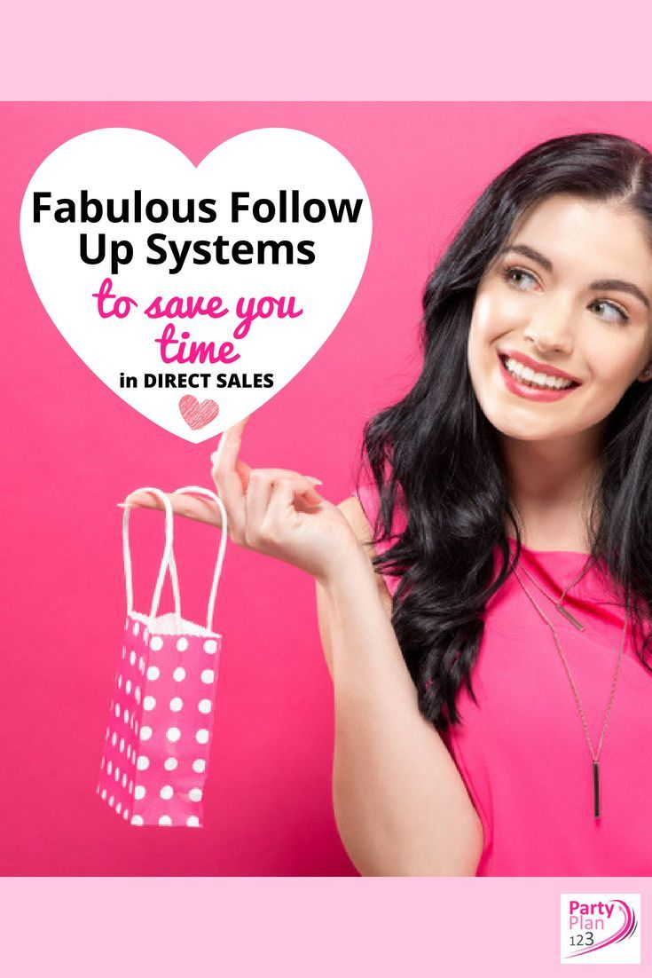 Fabulous Follow Up Systems To Save You Time In Direct Sales