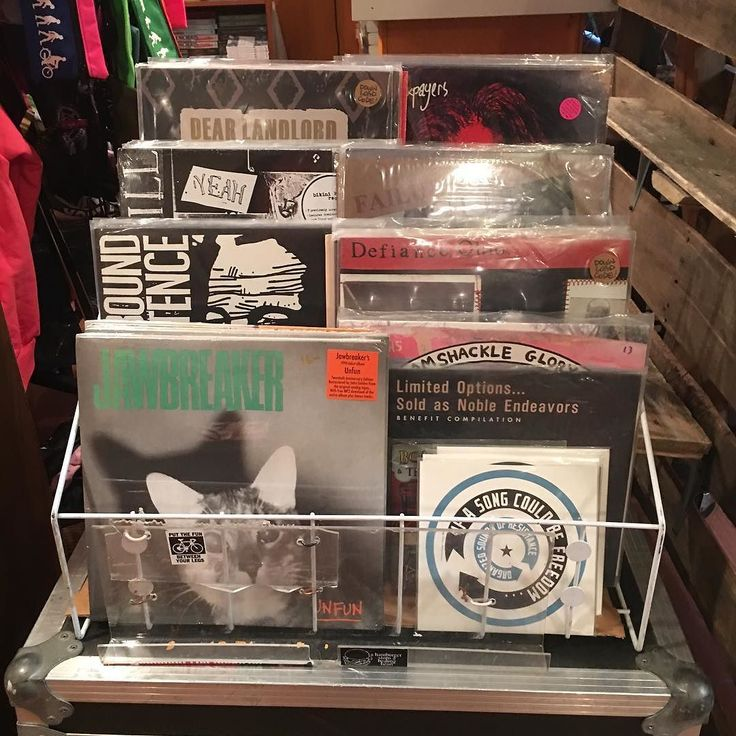 Did you know we sell records?
