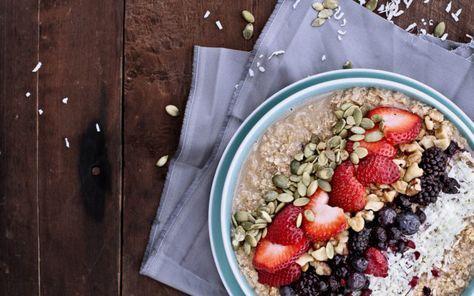 Cirkusgröt – gott recept på en mättande frukost | MåBra
