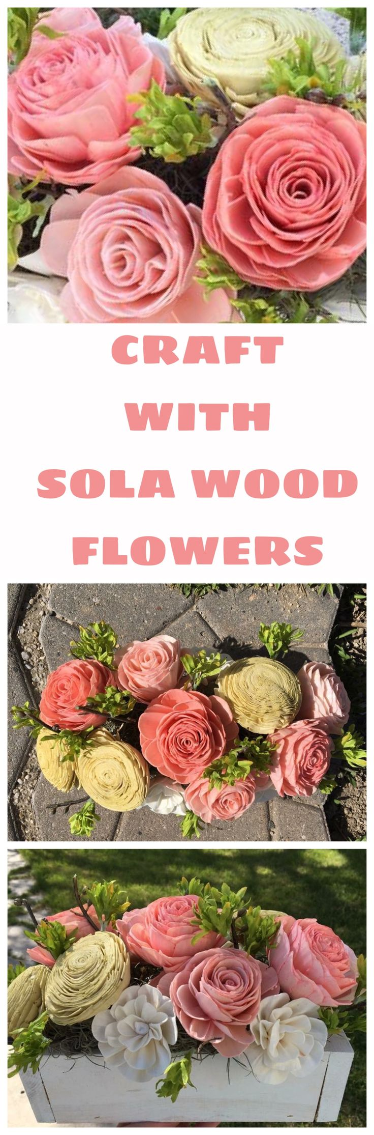 167 best sola wood flowers images on pinterest wood flowers sola wood flowers loose flowers for crafting bouquets centerpieces home decor and much izmirmasajfo