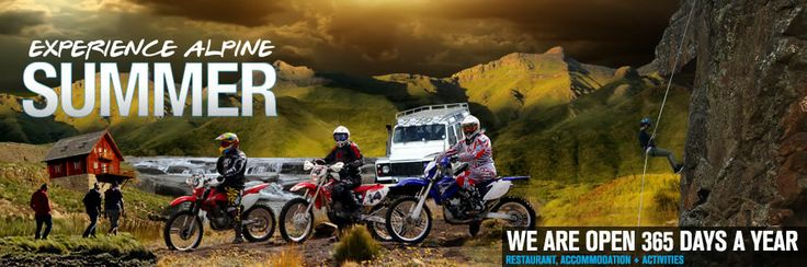 Explore Lesotho from Afriski Mountain resort