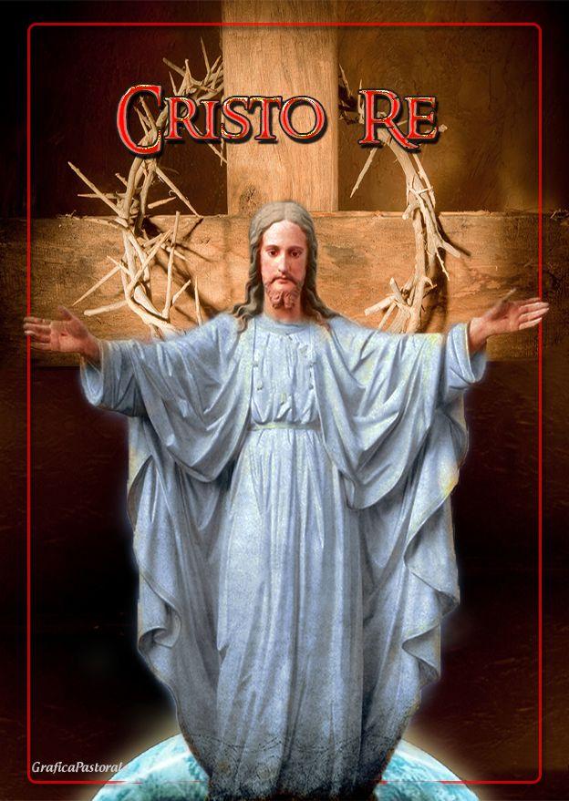 Manifesto Cristo Re (20 novembre 2016)