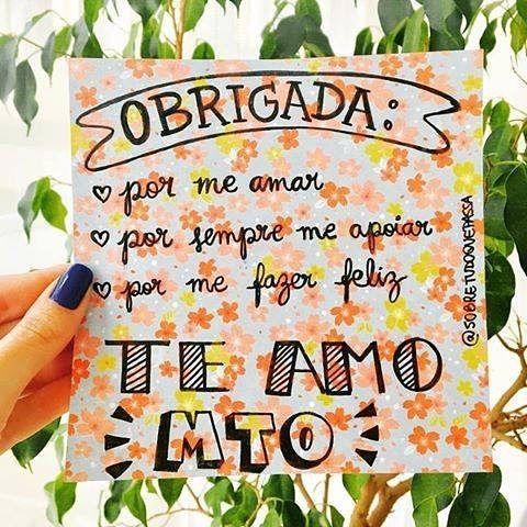Pra quem iria teu muito obrigado? #regram @sobretudoquepassa #frases #amor #gratidão